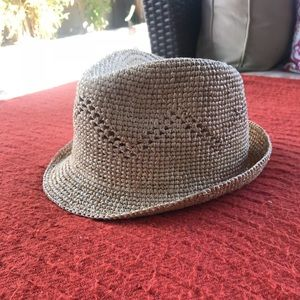 69f57a3bfe3b8 Other Stories Accessories - ✨NWT✨Other Stories. Straw Fedora Hat. Size
